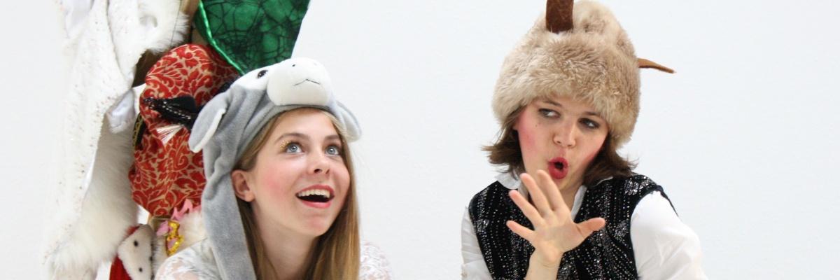 Mitspieltheater – Märchenkarusell